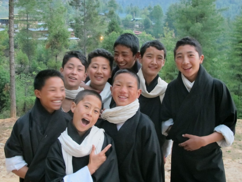 Stretton, Matt - Smiling Kids (Class VII)