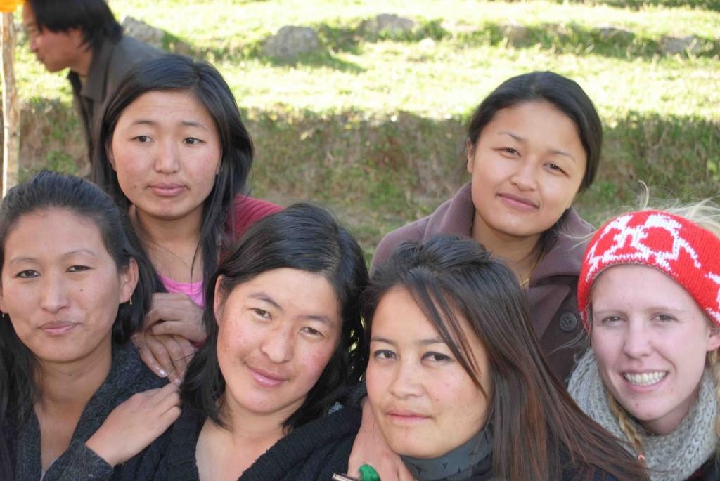 Carlin, Sarah - Bhutan Friends