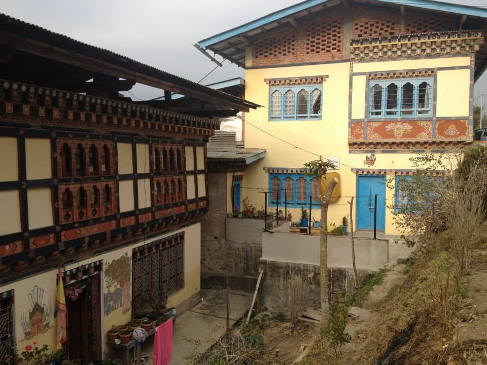 Zuber, Kezia - Flat in Zhemgang